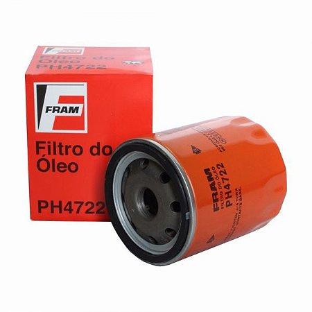 Filtro De Oleo Fram Agile Corsa Cobalt Spin Onix PH4722