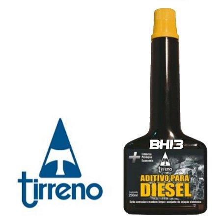 Aditivo Diesel 250ml Via Tanque de Combustível Tirreno