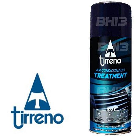 Tirreno Limpa Ar Condicionado Automotivo Higienização Tirreno 3 Em 1