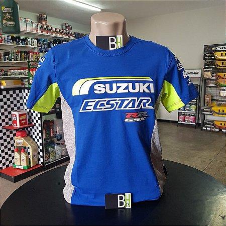Camisa Suzuki GSX RR Ecstar Racing Team Camiseta Ref.262
