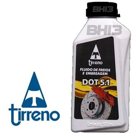 Fluído de Freio Tirreno Dot5.1 Freio e Embreagem