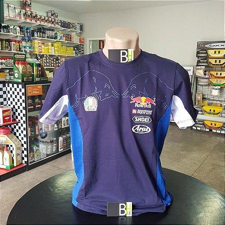 Camisa Red Bull Sport Racing Camiseta Algodão Ref.273b