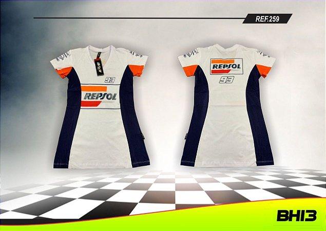 Baby Look Honda Repsol Racing Marc Marquez 93 Ref.259