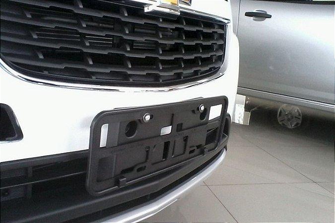 Moldura Suporte para Placa Carro e Caminhão