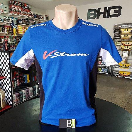 Camisa Suzuki V-Strom Dakar Camiseta Ref.237