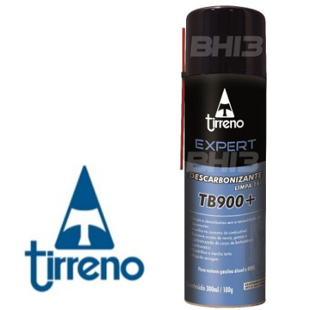 Limpa TBI Tirreno Descarbonizante 300ml TB900+