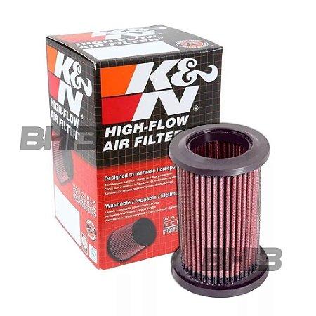 Filtro Ar Kn K&n Ducati Monster 1200 Hypermotard 821 Du-1006