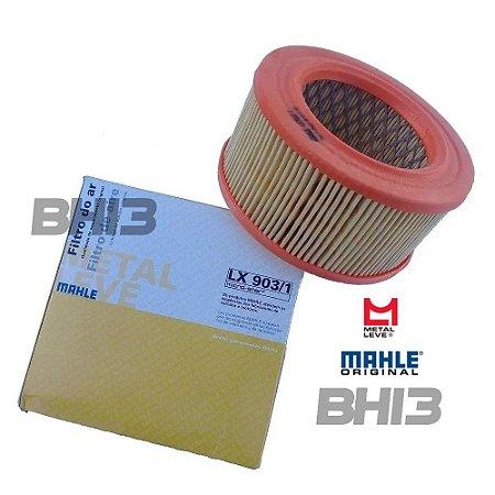 Filtro De Ar Fusca (carburação Simples) Lx903/1
