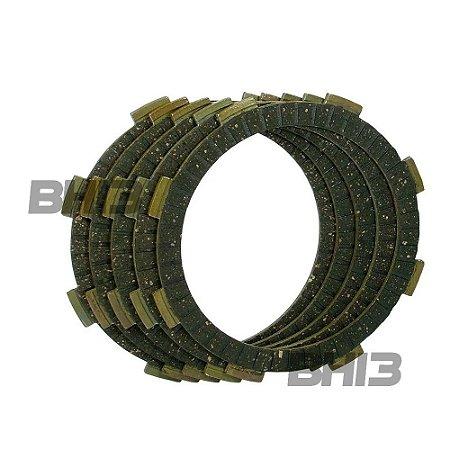 Kit Embreagem Cg125 160 Xre Cg190e Crf 150f S410210250004