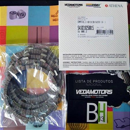 Kit Embreagem Cb250 Cb 250 Twister Honda 2016+ S410210250015