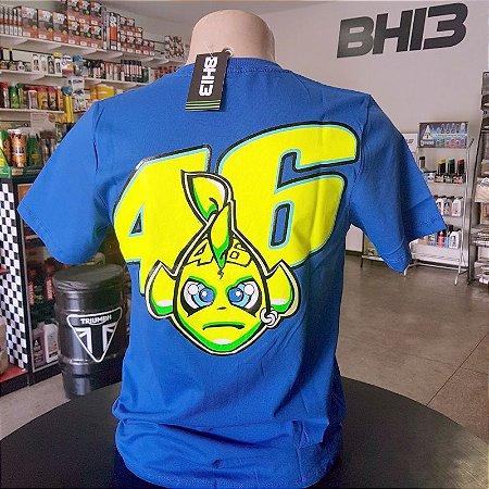 Camiseta Valentino Rossi Camisa Tubarão Motogp Ref.196