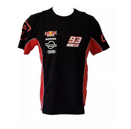 Camiseta Honda Marc Marquez 93 Formiga Repsol Motogp Ref.206