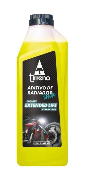 Tirreno Moto Amarelo Aditivo de Radiador Hybrid Tech 5 anos ou 240.000 km