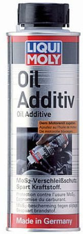 Oil Additiv Liqui Moly Mso2 Frasco 300ml
