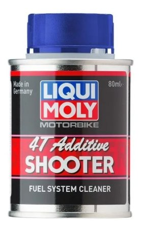 Aditivo para Combustível Liqui Moly Motorbike Shooter 4T