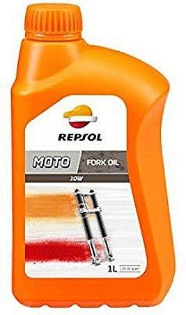 Repsol Fork Oil 10W Óleo Suspensão 100% Sintético