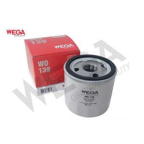 Filtro De Óleo Onix/tracker 2020 GM WO139 WEGA