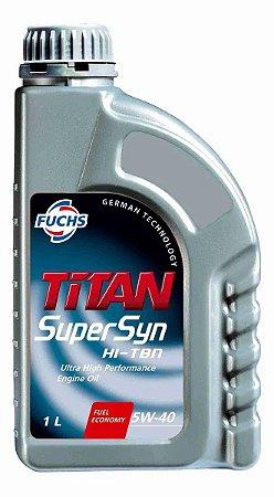 Óleo 5w40 Titan Supersyn Hi-tbn VW 508 509 Audi