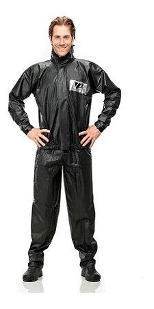 Pantaneiro PVC Capa de Chuva Motoqueiro Impermeável Moto
