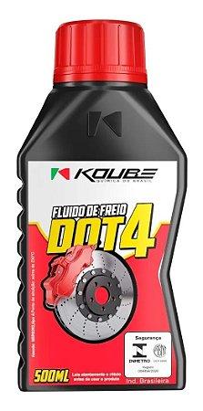 Koube DOT 4 Fluído De Freio 500ml