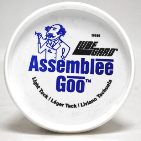LUBEGARD Pasta Lubrificante Automotiva Motor e Câmbio Assemblee Blue 454g