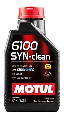 Motul 6100 SYN-CLEAN 5W30 Audi A3 2.0 TFSI