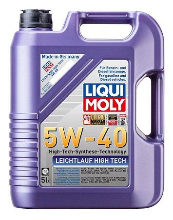 Óleo Motor Liqui Moly Leichtlauf High Tech 5w40 5 Litros