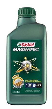 Castrol 10W30 Magnatec Semissintético Óleo API SN 1 Litro
