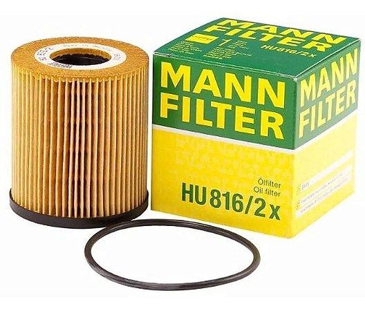 MANN HU 816/2X Filtro De Óleo Fiat E-torq