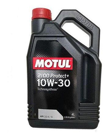Motul 2100 10w30 Protect+ Semissintético Óleo Carro 4 Litros