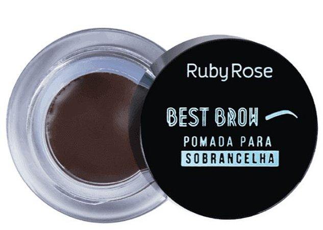 Pomada para Sobrancelha Dark Ruby Rose