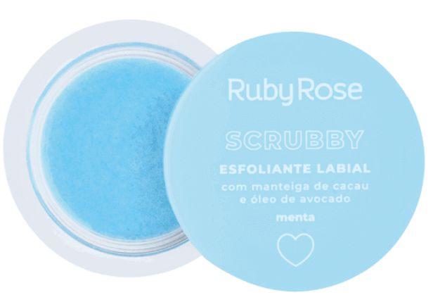 Esfoliante Labial Menta Ruby Rose