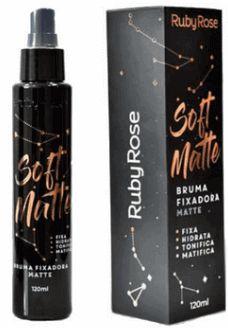 Bruma Fix Soft Matte Ruby Rose