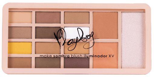 Paleta de Maquiagem XV Playboy HB96983-B