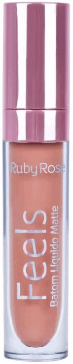 Batom Líquido Matte Feels Ruby Rose Cor 365