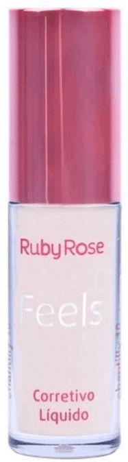 Corretivo Líquido Feels Chantilly Ruby Rose