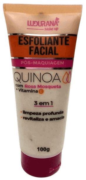 Esfoliante Facial Quinoa Ludurana