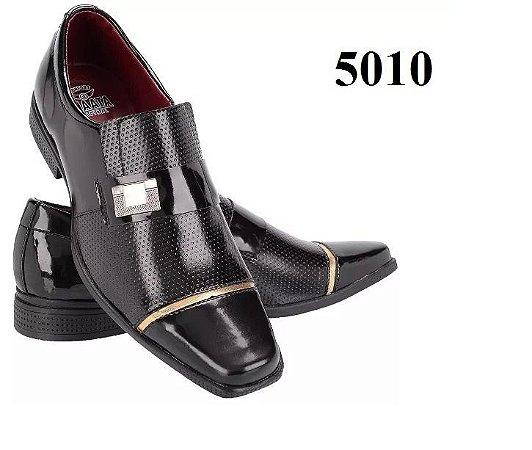 Sapato Social Masculino Couro Ecológico Frete Grátis