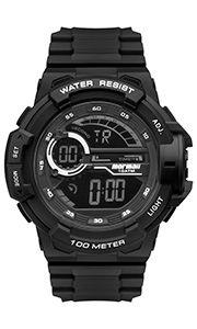 Relógio Mormaii Masculino Wave Preto - MO3660AB/8P