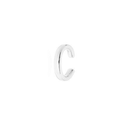Piercing Liso P Banhado em Prata
