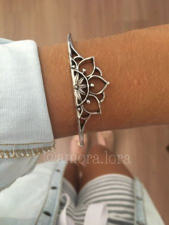 Bracelete Flor de Lotús Ref.269
