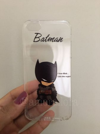 Capinha Batman