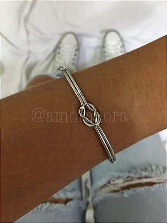 Bracelete Duplo Nó