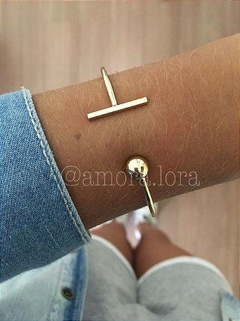 Bracelete Isis (Dourado)