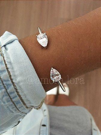 Bracelete Pedra Jade