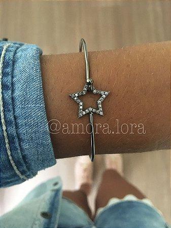 Bracelete Estrelar (Chumbo)