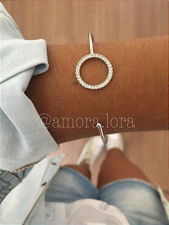 Bracelete Rita (Detalhes em Zircônia)