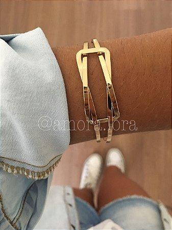Bracelete Valentina (Dourado)