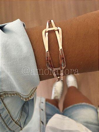 Bracelete Valentina (Rose)