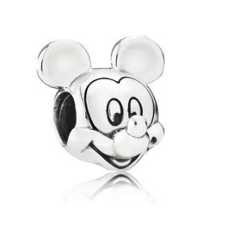 Berloque Mickey - Prata 926-  Ref.788